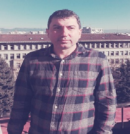 Potential speaker for catalysis conference - Mihail Yordanov Mihaylov